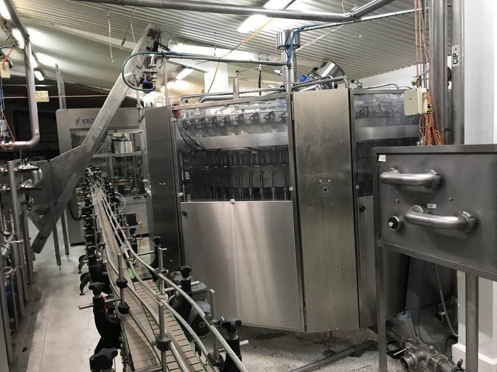 ООО Универсальный завод розлива минеральной воды Аква